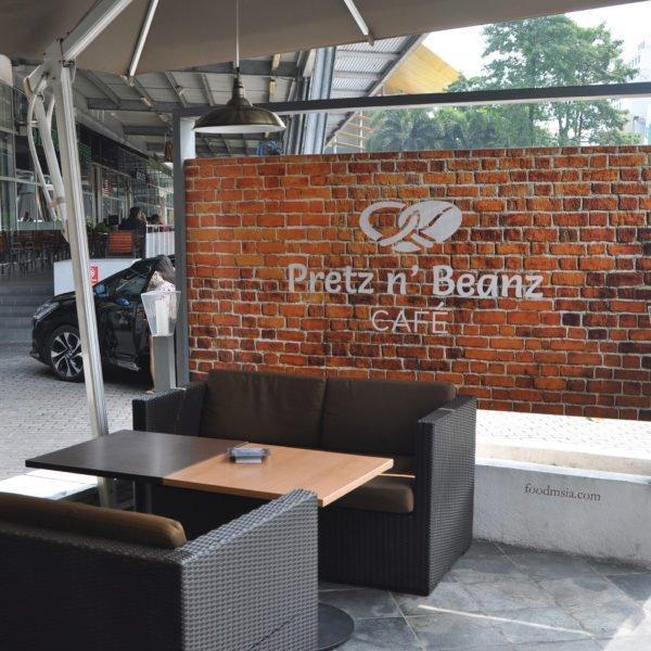 Pretz N Beanz Cafe Ipc Ping Centre Mutiara Damansara