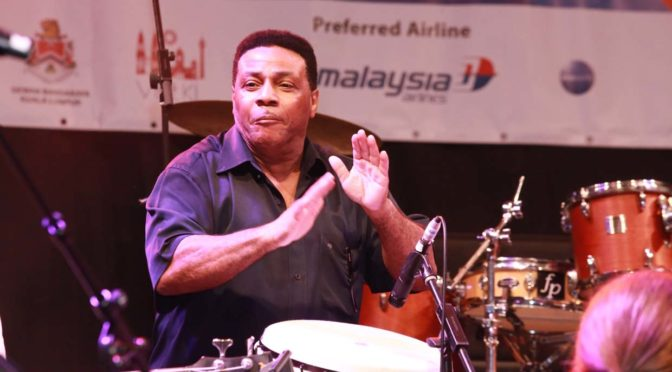 SOULed OUT's 20th Anniversary Celebration With Asean Jazz & Percussion Festival