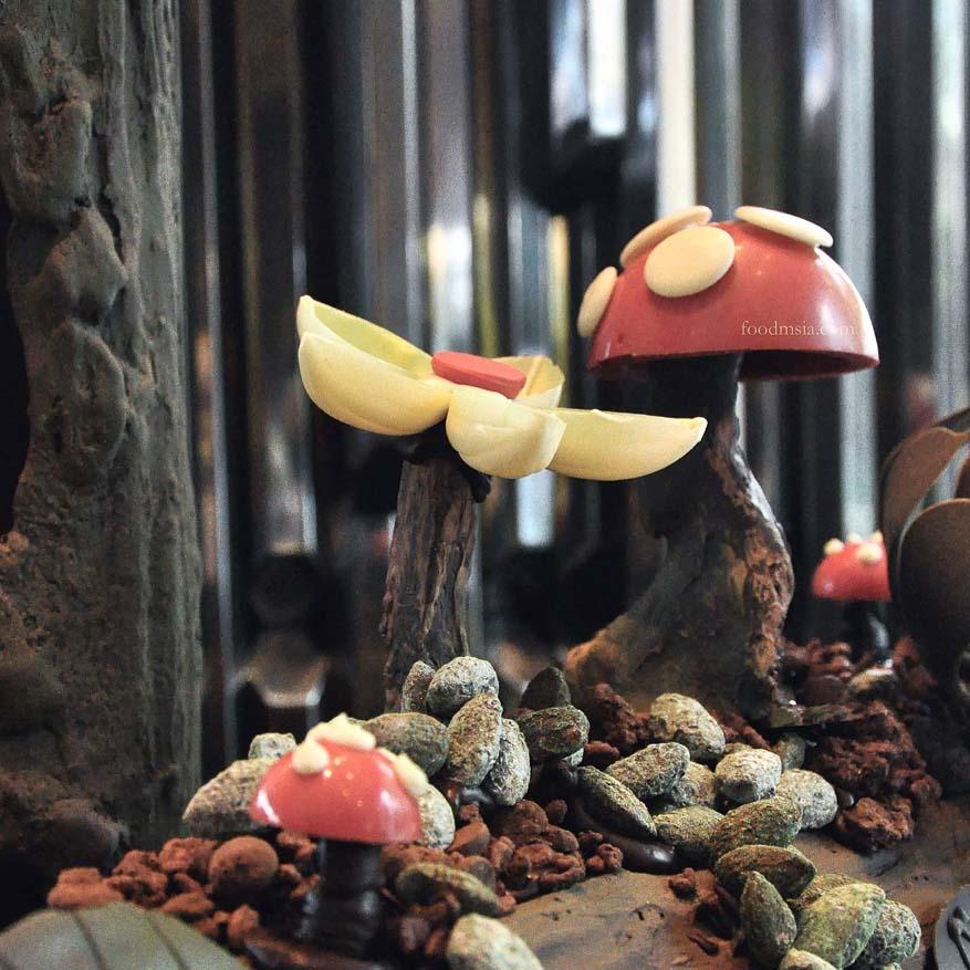 Finest Chocolatey Delights @ InterContinental Kuala Lumpur