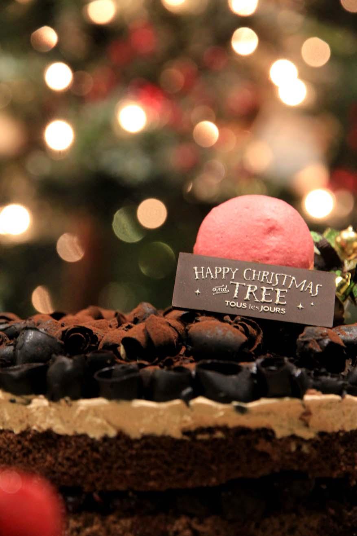 Christmas Promotion 2015 @ Tous les Jours