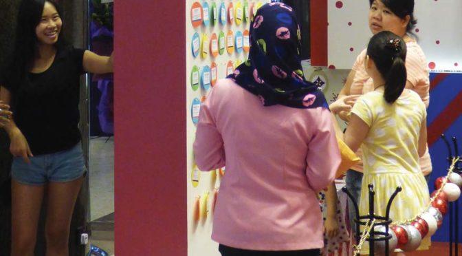 Bring Smiles to Underprivileged Children @ Toy Bank – A Gift of Love, Cheras LeisureMall