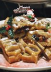 christmas 2015 cinnamon coffee house one world hotel petaling jaya peach raisin puff