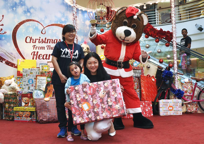 Toy Bank, A Gift Of Love 2015 @ Cheras LeisureMall, Kuala Lumpur