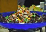 terazza brasserie dorsett grand subang mongolian grill buffet dinner mongolian beef salad