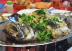 red gold steamboat restaurant taman kasturi batu 11 cheras dragon grouper