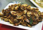 red gold steamboat restaurant taman kasturi batu 11 cheras mee hoon with clams