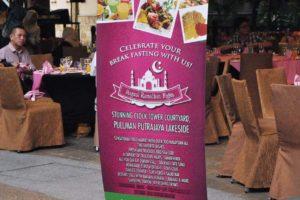 Magical Ramadhan Nights 2016 @ Pullman Putrajaya Lakeside, Putrajaya