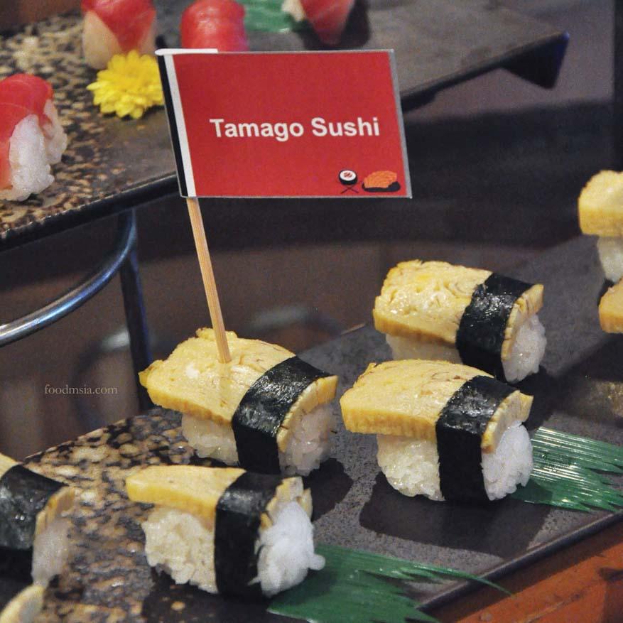 Sushi & Sashimi Family Feast @ Agehan Japanese Restaurant, Grand BlueWave Hotel Shah Alam