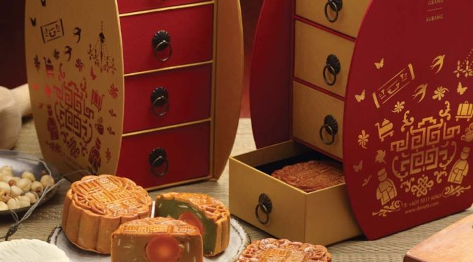 Treasure of Mid-Autumn with Halal Certified Mooncakes @ Dorsett Grand Subang