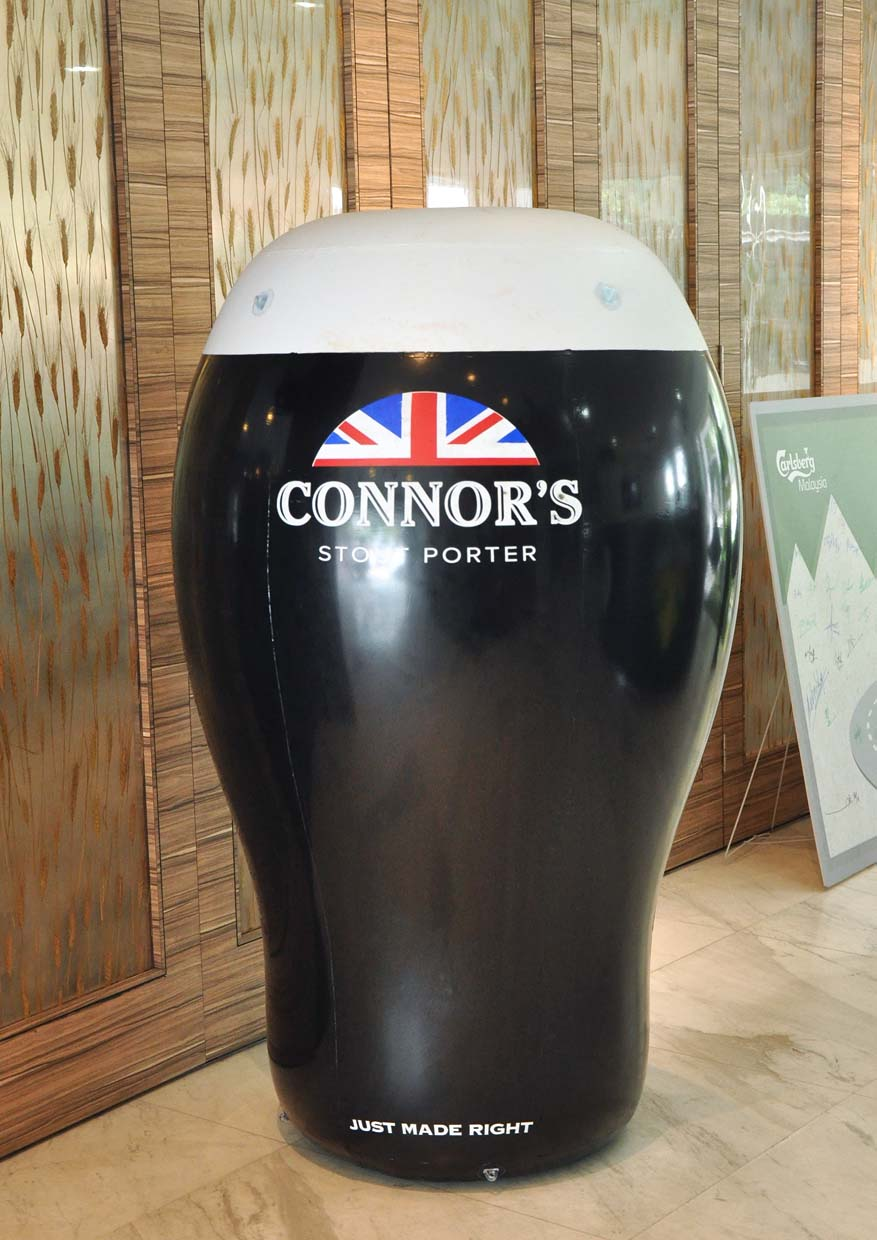 Experience The CONNOR'S Stout Porter Through Brewery Tour