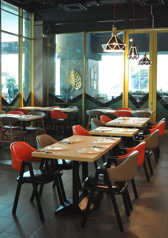 Thai Cuisine With A Japanese Twist @ Sanoook, Sunway Pyramid West Hotel