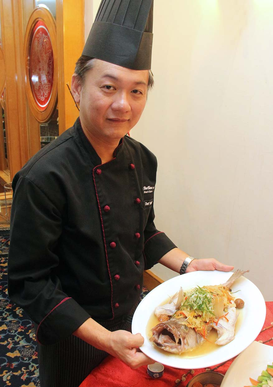 Garoupa & Snapper Delight Promotion @ Tung Yuen, Grand BlueWave Hotel Shah Alam