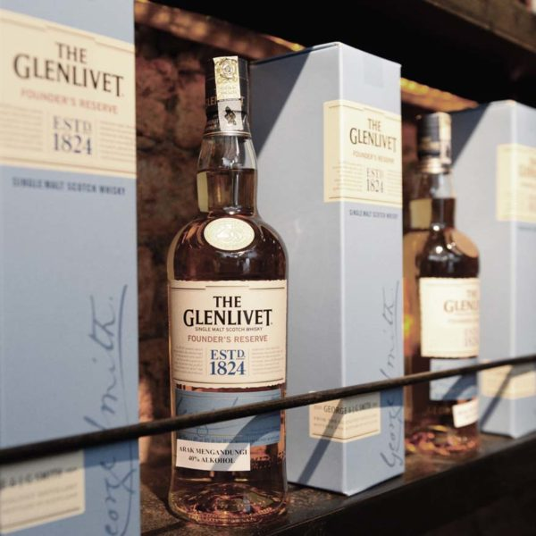 The Glenlivet Founder's Reserve – A Tribute To Founder George Smith