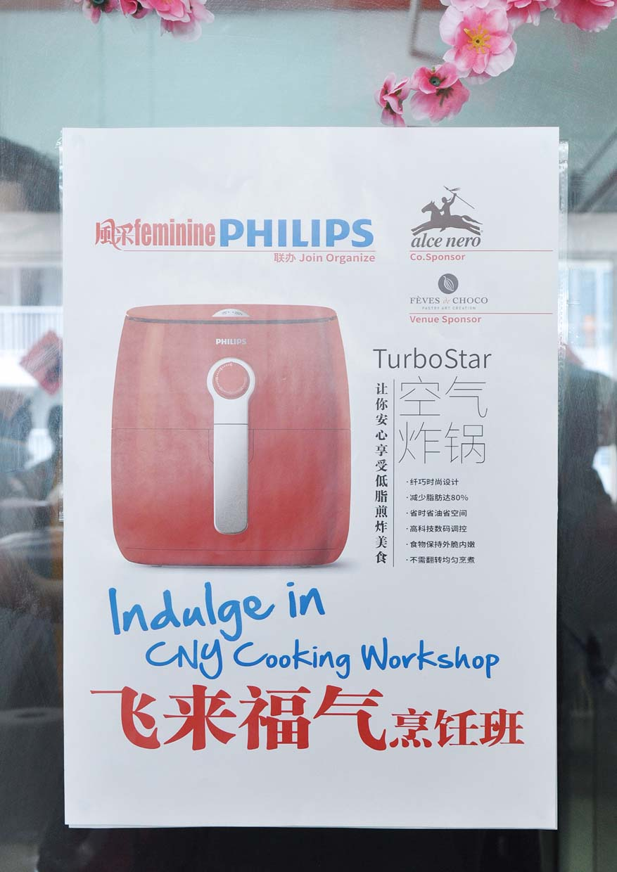Indulge in Chinese New Year Cooking Workshop with Philips Malaysia