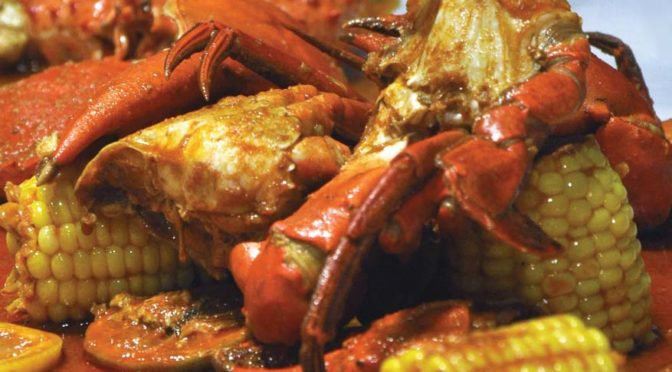 Get Hands Dirty with Original Louisiana Seafood Boil @ Crab Factory, SS2 Petaling Jaya