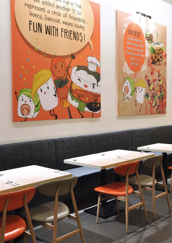 Thai Cuisine With A Japanese Twist @ Sanoook, Pavilion Elite Kuala Lumpur