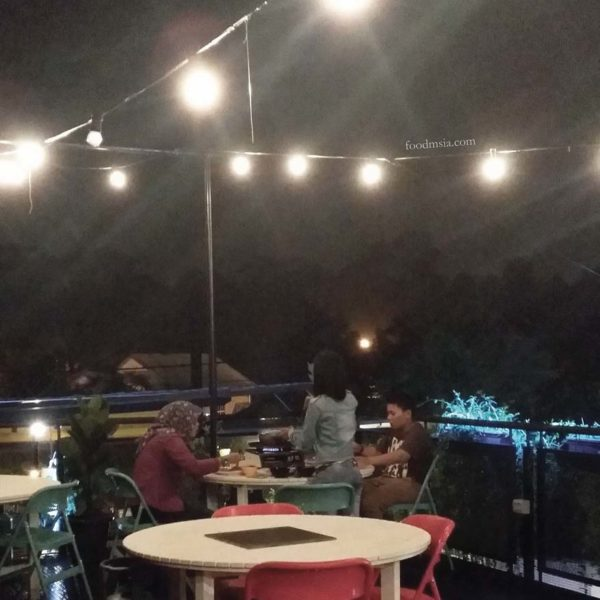 Asap Steamboat Grill Container Restaurant Puchong Selangor Food Malaysia