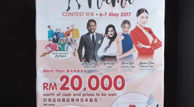 Over RM20,000 Cash & Prizes @ Hot Mama Contest, Klang Parade