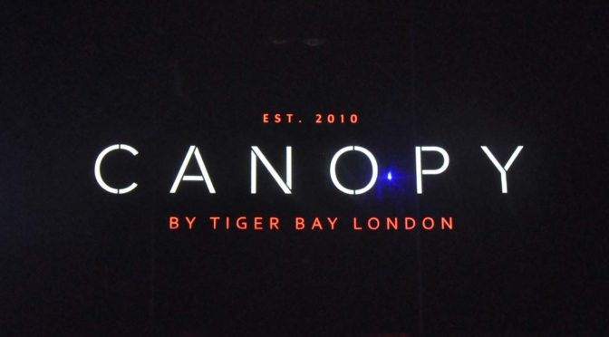 Buy 1 Free 1 @ Canopy Rooftop Bar & Lounge with The ENTERTAINER App