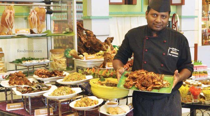 Istimewa Citarasa Penang Ramadan Buffet @ Grand BlueWave Hotel Shah Alam
