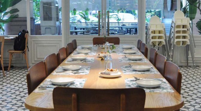 Malaysia's First 'Grand Cafe' @ Delicious, 1 Utama Shopping Centre
