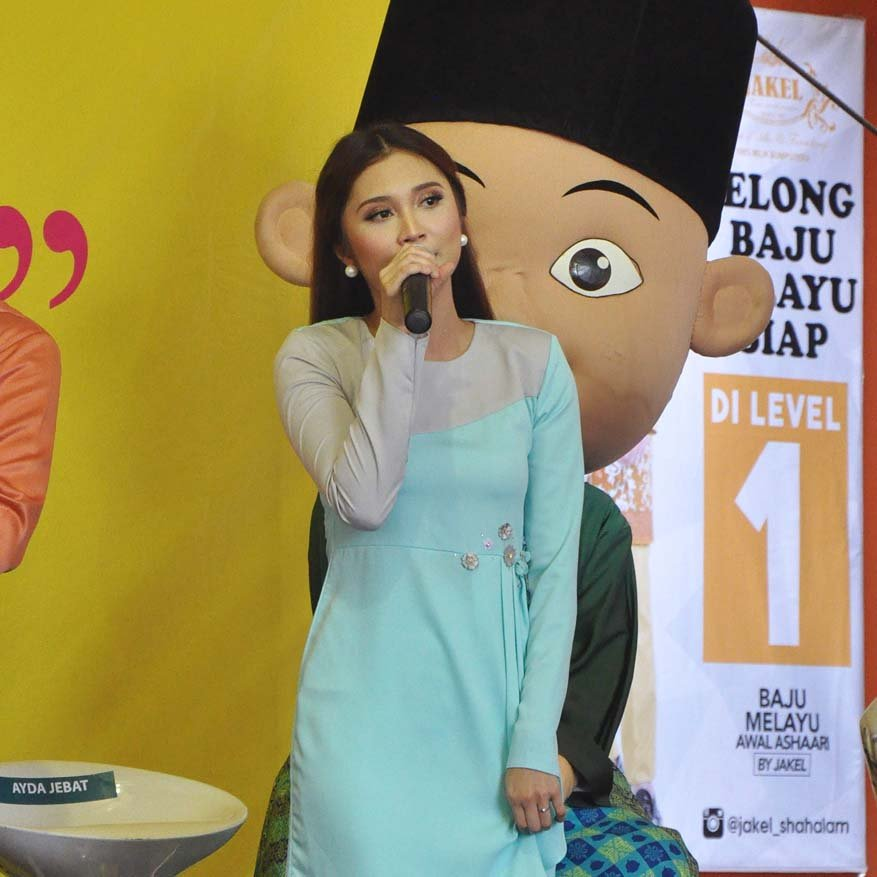 Jakel Barulah Raya With Celebrity Ambassadors @ Wisma Jakel Shah Alam