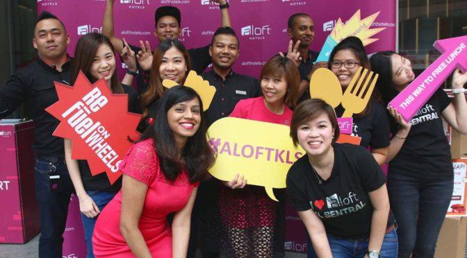 Re:Fuel On Wheels Food Truck @ Aloft Kuala Lumpur Sentral