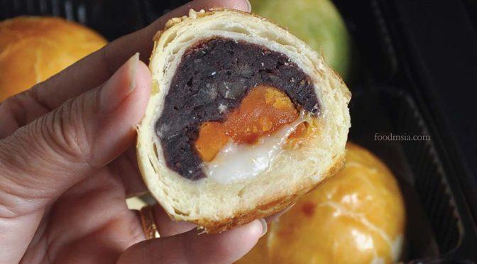 Taiwanese Styled Mooncake @ Donutes Coffee & Cake Baking
