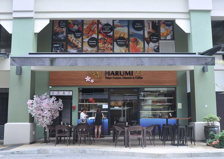 My Top Picks For Tokyo Cuisine @ Harumi 23, Plaza Arkadia, Desa Parkcity