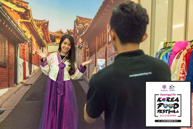 Experience Korea Gyeonggi-Do Food Festival @ Klang Parade