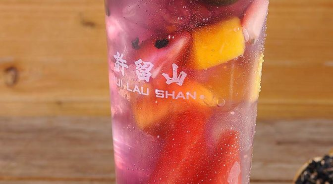 Exciting New Beverage Series @ Hui Lau Shan Malaysia