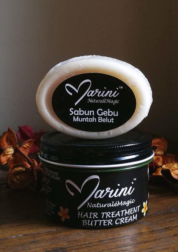 Natural Organic Marini Naturale Magic For My Hair & Skin