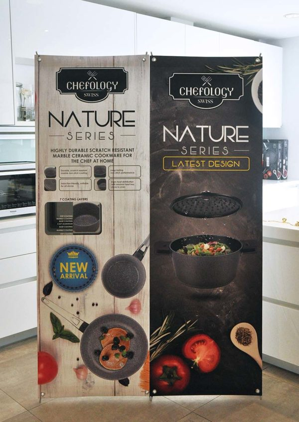 Chefology Mccormick Blogger Meet And Greet Nature Series Cookware