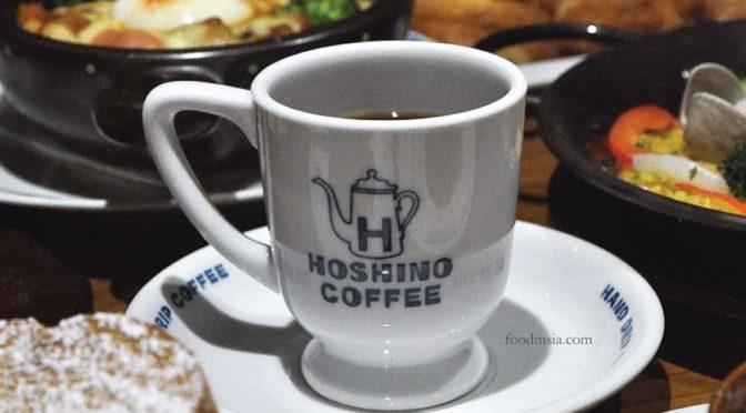 Hand-Dripped Coffee & Desserts Indulgence @ Hoshino Coffee Malaysia