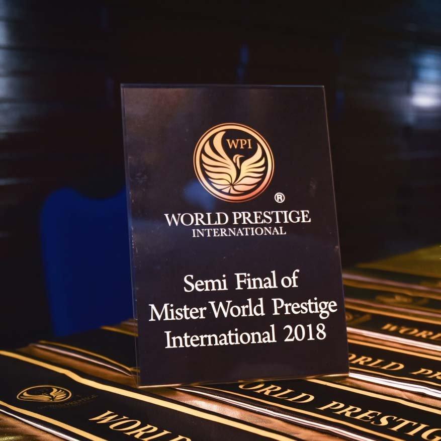Mister World Prestige International Pageant 2018
