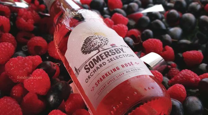 5 Things I Like About Somersby Sparkling Rosé