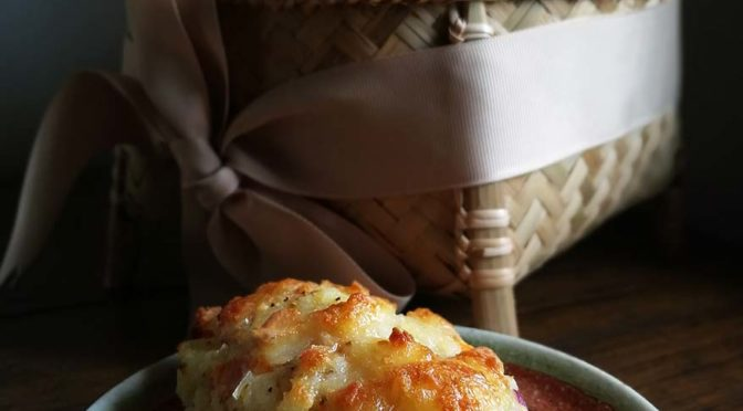 Easy Recipe Baked Cheese U.S. Potatoes