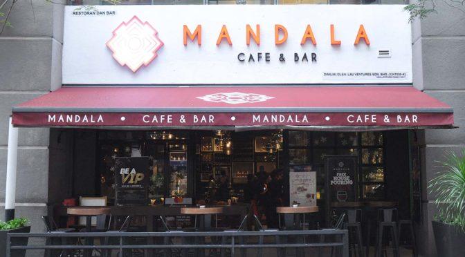 Wine & Dine @ MANDALA Cafe & Bar, Publika, Kuala Lumpur