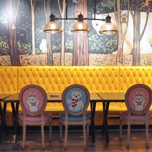 Wonderland Experience with Italian Cuisine @ Sunny Queen Malaysia, Sunway Pyramid