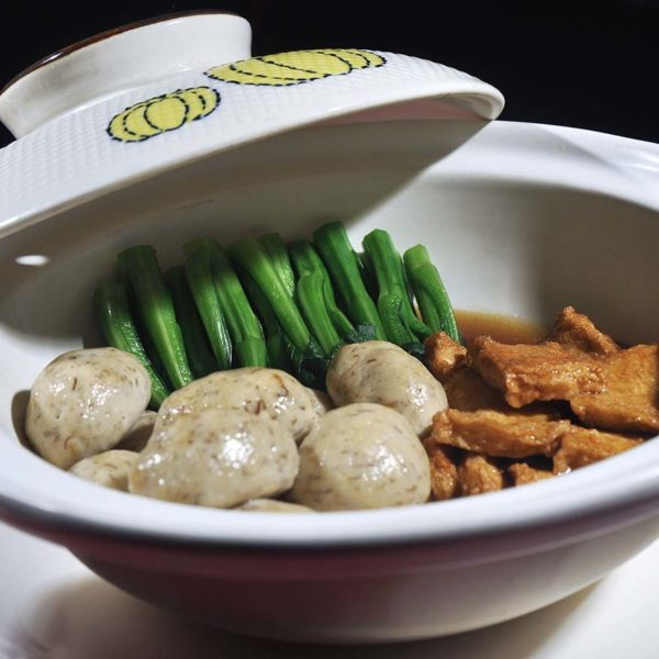 Customizable Chinese New Year Set Menu @ China Treasures, Sime Darby Convention Centre