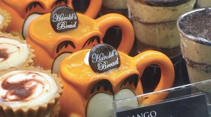 Harold's Bread 1st Outlet In Klang Valley @ MYDIN USJ