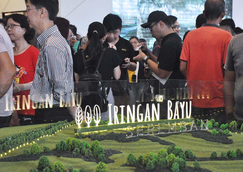 Bandar Selamat Iringan Bayu Seremban By OSK Property