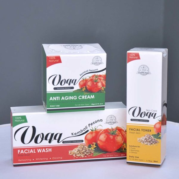 Beauty Skin Products Made From Tomato Extract @ VOQQ
