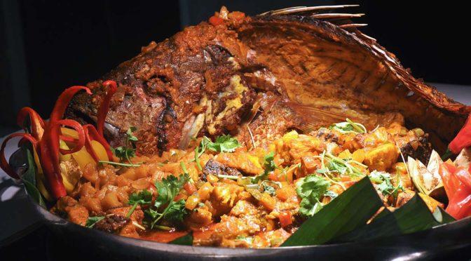 Festive Dinner Buffet with Malaysian Cuisine @ Lemon Garden, Shangri-La Hotel Kuala Lumpur