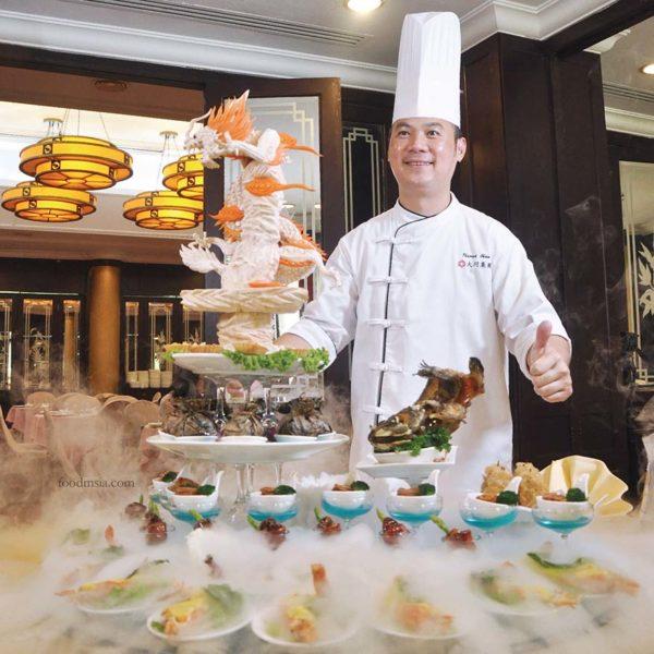 Unique Impressive Feast To Celebrate Parents' Day @ Tai Thong