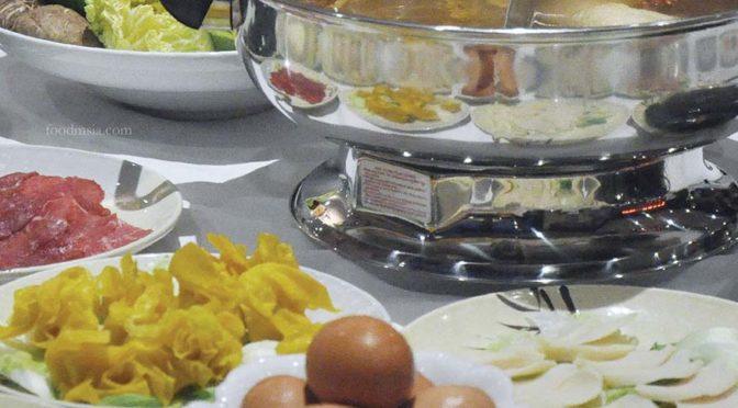 Hot Pot To Share @ Dynasty Restaurant, Renaissance Kuala Lumpur Hotel