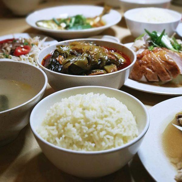 Nam Heong Chicken Rice @ Chinatown, Jalan Sultan, Kuala Lumpur