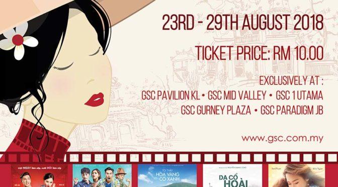 Vietnamese Film Festival @ Golden Screen Cinemas