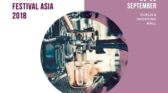 Coffee & Art Fringe Festival Asia 2018 (CAFFA) @ Publika, Kuala Lumpur