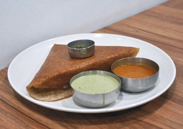 Authentic South Indian Vegetarian Cuisine @ MTR 1924, Brickfields